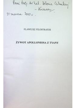 Żywot Apolloniosa z Tytany