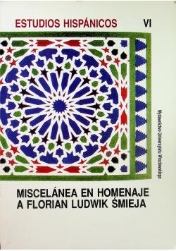 Estudios Hispanicos VI Miscelanea en homenaje