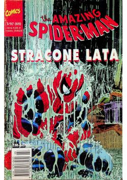 The Amazing Spider Man nr 3 Stracone lata