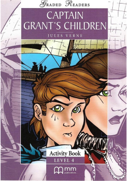 Captain Grant's Children Activity Book
