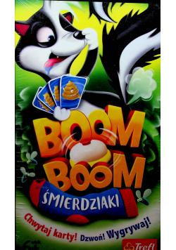 Boom Boom - Śmierdziaki TREFL NOWA
