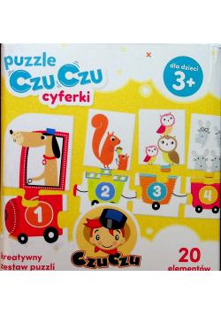 Puzzle CzuCzu cyferki