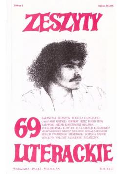 Zeszyty literackie 69 1/2000