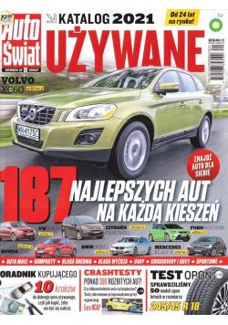 Auto Świat Katalog Używane 1/2021