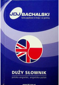 Duży słownik polsko angielski angielsko polski