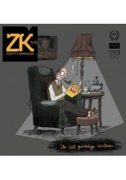 Zeszyty Komiksowe 28 Sto lat polskiego komiksu