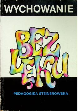 Wychowanie pedagogika steinerowska