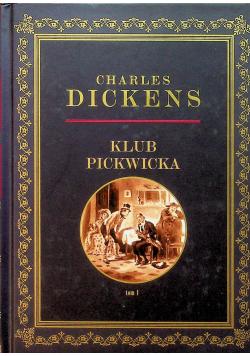 Klub Pickwicka tom 1