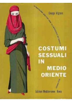 Costumi Sessuali in Medio Oriente