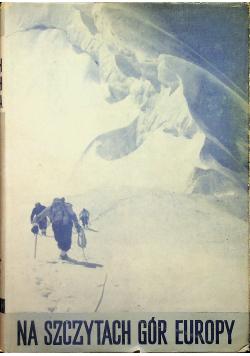 Na szczytach gór Europy