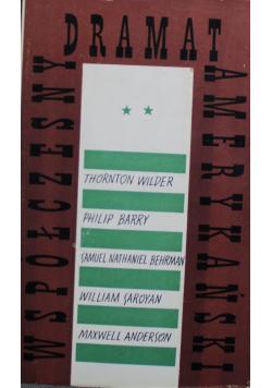 Współczesny dramat amerykański Tom II