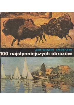 100 najsłynniejszych obrazów