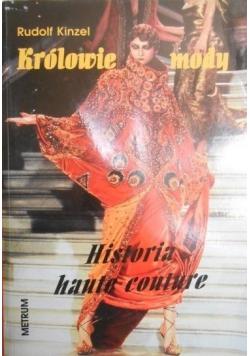 Królowie mody Historia haute couture
