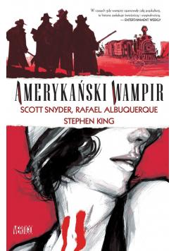Amerykański wampir Tom 1
