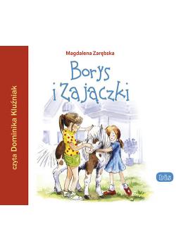 Borys i Zajączki - audiobook