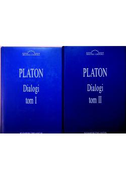 Platon Dialogi 2 Tomy