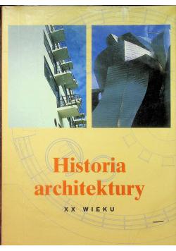 Historia architektury XX wieku