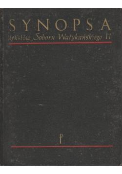 Synopsa tekstów Soboru Watykańskiego II