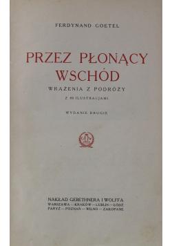Przez płonący Wschód 1926 r.