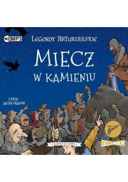 Legendy arturiańskie T.3 Miecz w kamieniu CD