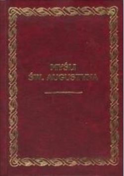 Myśli Św Augustyna Reprint z 1935 r.