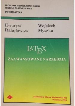 Latex zaawansowane narzędzia
