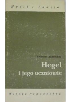 Hegel i jego uczniowie