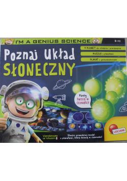 Mały Geniusz Poznaj Układ Słoneczny