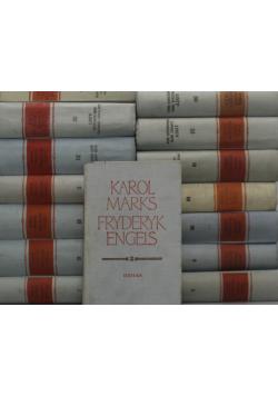 Engels dzieła 15 tomów