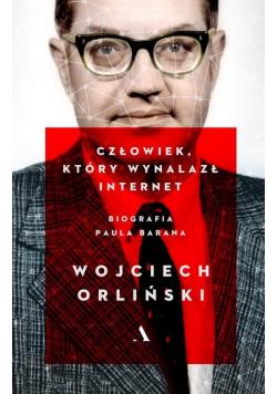 Człowiek który wynalazł internet.
