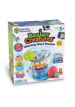 Beakers Creatures. Wirująca fala, Laboratorium