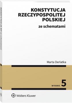 Konstytucja Rzeczypospolitej Polskiej ze schem.
