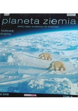 Planeta Ziemia jakiej nigdy wcześniej nie widziałeś płyta DVD tom 6