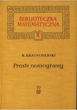 Biblioteczka matematyczna Proste nomogramy
