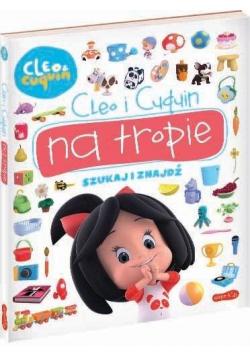 Cleo i Cuquin na tropie. Szukaj i znajdź