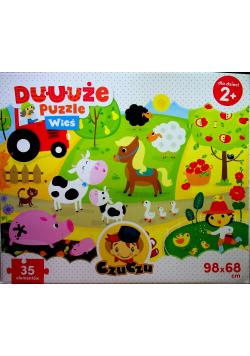 Duuuże Puzzle Wieś