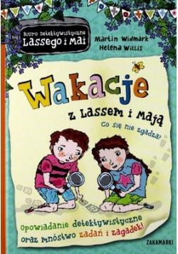 Wakacje z Lassem i Mają Co się nie zgadza