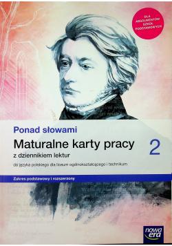 Język Polski LO 2 Ponad słowami