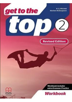 Get to the Top Revised Ed. 2 WB + CD