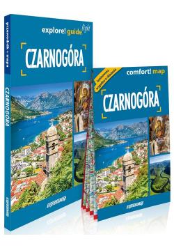 Czarnogóra light Przewodnik + mapa
