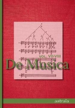 De Musica, vol. VII-VIII