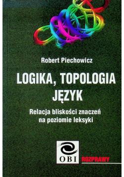 Logika topologia język