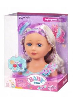 Baby born siostrzyczka-Głowa do stylizacji Wróżka