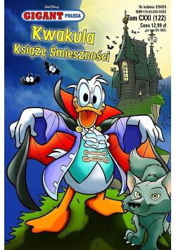 Kwakula Książę Śmieszności Tom 122