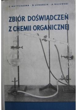 Zbiór doświadczeń z chemii organicznej