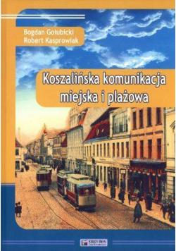 Koszalińska komunikacja miejska i plażowa