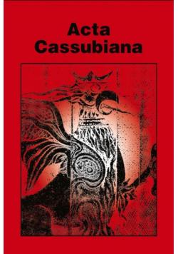 Acta Cassubiana Tom X