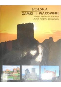 Polska zamki i warownie