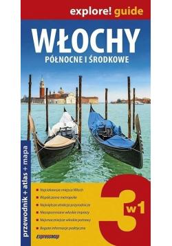 Włochy północne i środkowe Explore guide