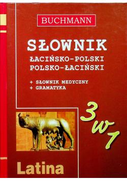 Słownik łacińsko polski i  polsko łaciński